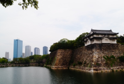 Some impressions from Osaka...